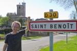 Benoit in Saint Benoit, France