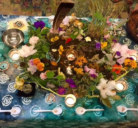 Earth Altar
