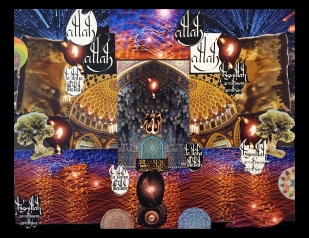 Sufi/Islam Collage 2015