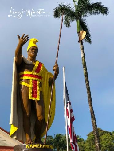 Kamehameha Statue_Kappa'au