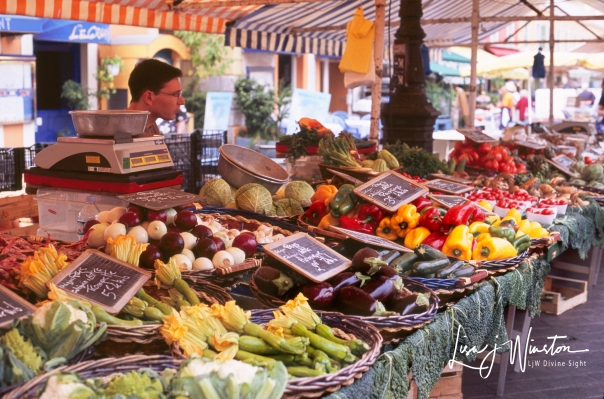 Market_Nice, France