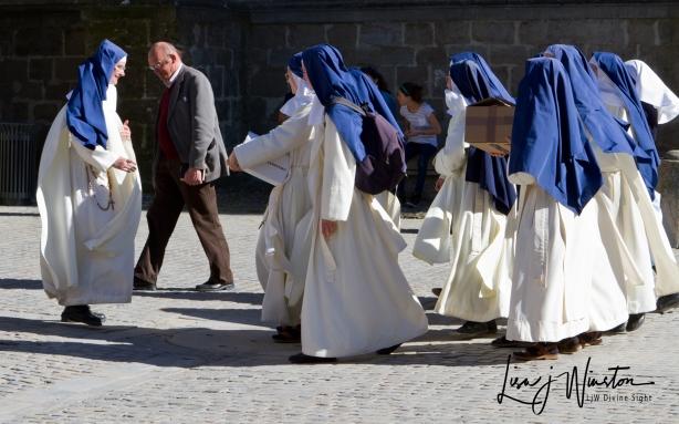 Caracassonne Nuns
