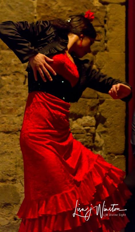 Flamenco Dancer_Barcelona