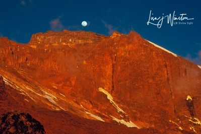 Kilimanjaro_Breach Wall